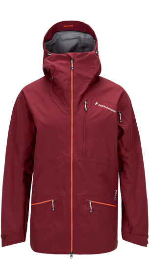 Peak Performance M's Radical 3L Jacket Cabernet